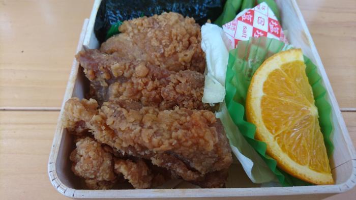 若鶏むすび弁当6