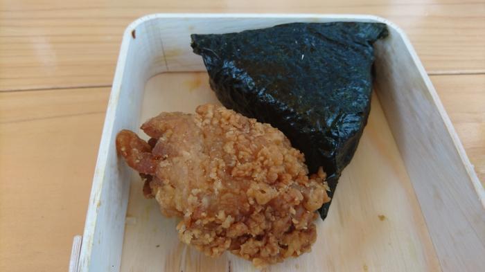若鶏むすび弁当9