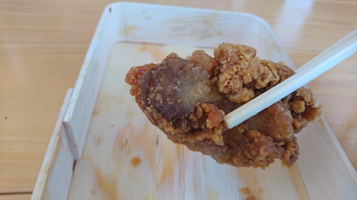 若鶏むすび弁当11