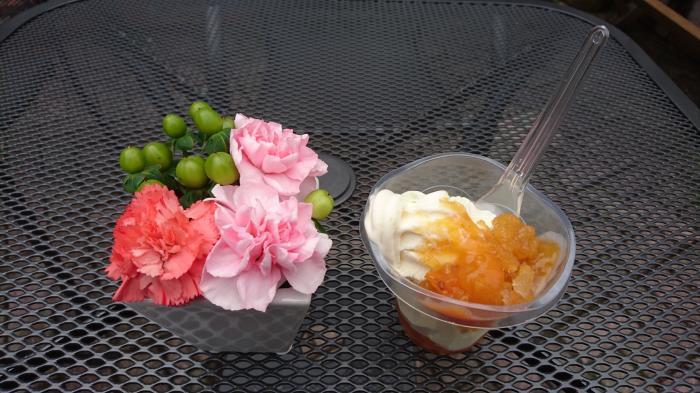 祇園坊ソフトクリーム