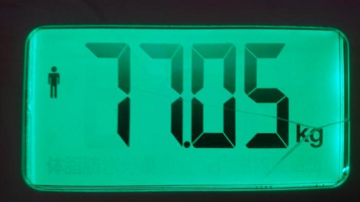 ダイエットの記録48