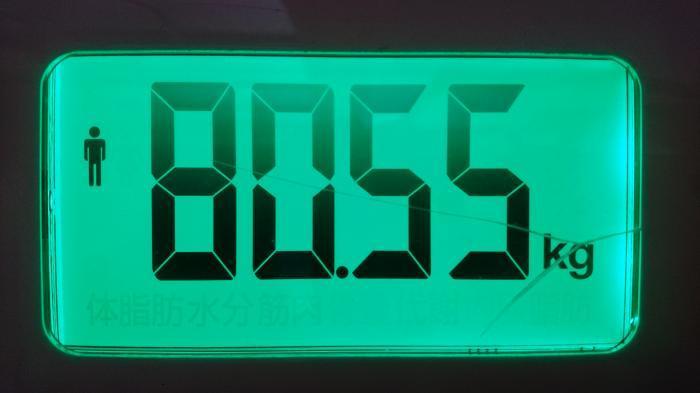 ダイエットの記録20