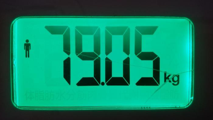 ダイエットの記録27