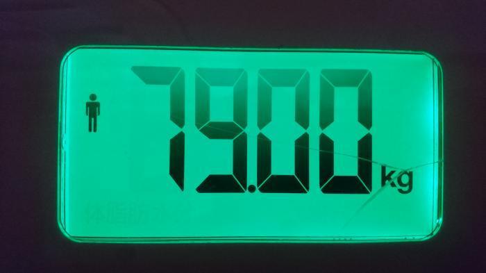 ダイエットの記録28
