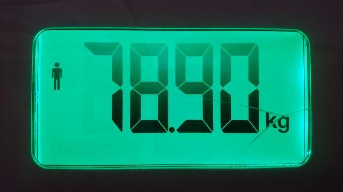 ダイエットの記録30