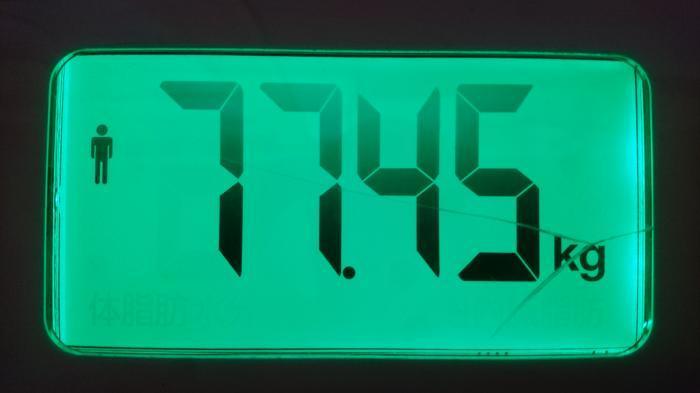 ダイエットの記録35