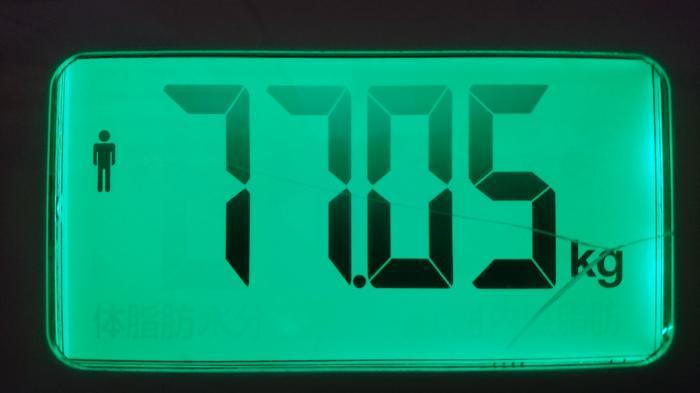ダイエットの記録36