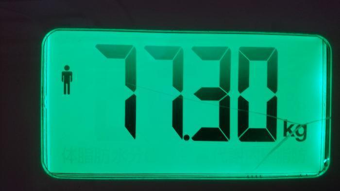 ダイエットの記録37