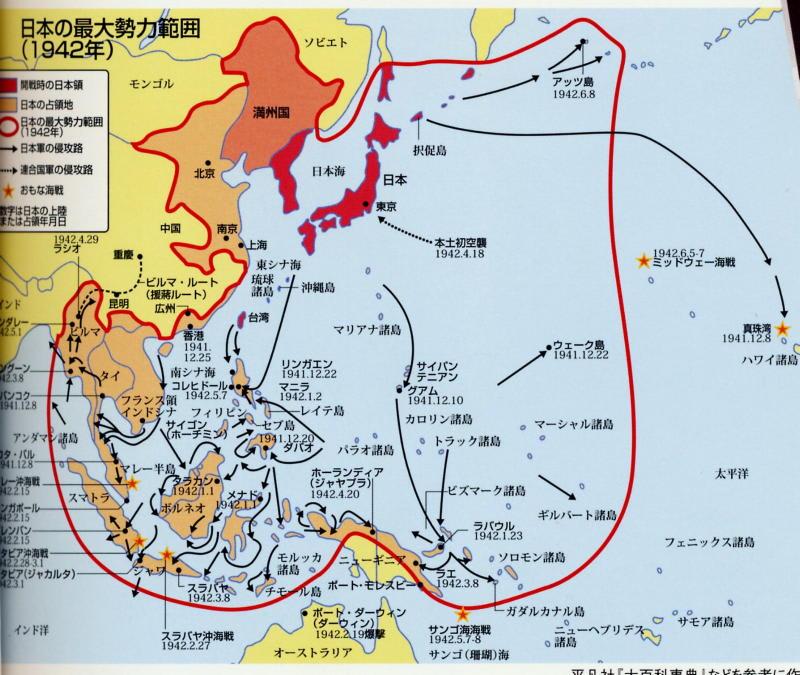 日本による植民地化