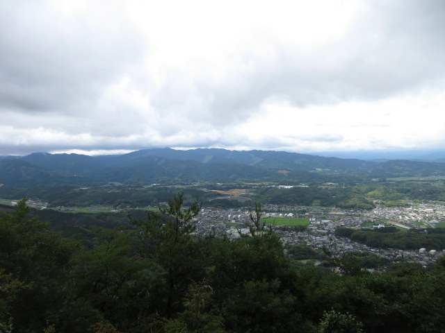 IMG0013JPG雲の古処山方面