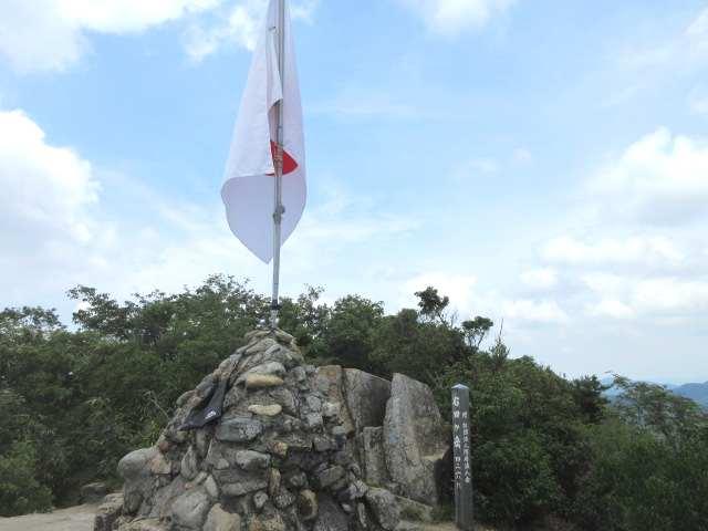 IMG0076JPG右田ケ岳山頂