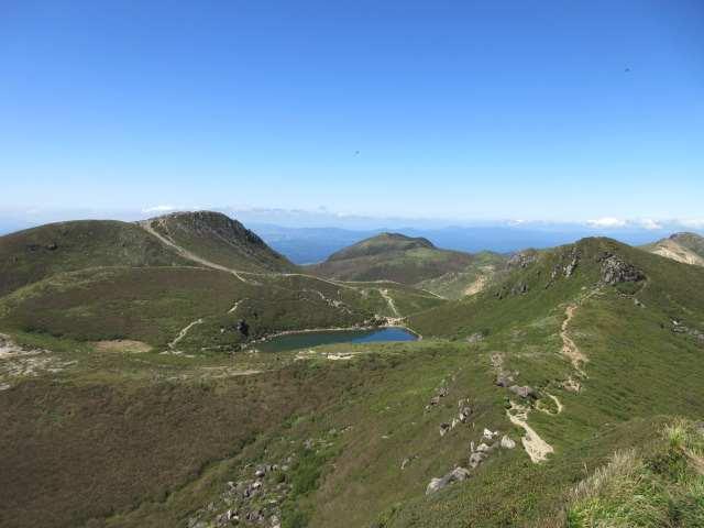 IMG0057JPG御池と久住山