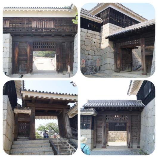 松山城3(1)