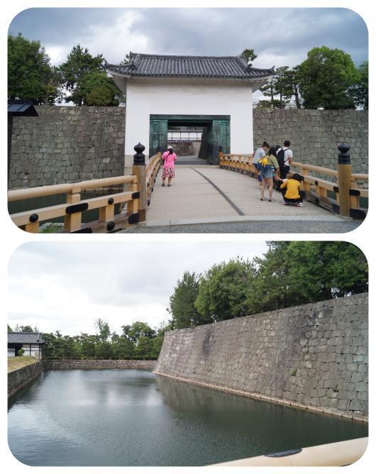 二条城7(1)(本丸櫓門)