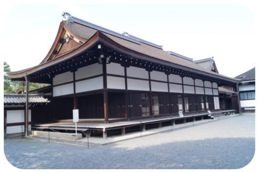 京都御所4(諸大夫の間)(1)