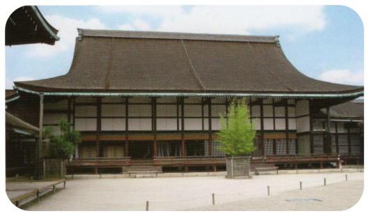 京都御所9(清涼殿)(1)