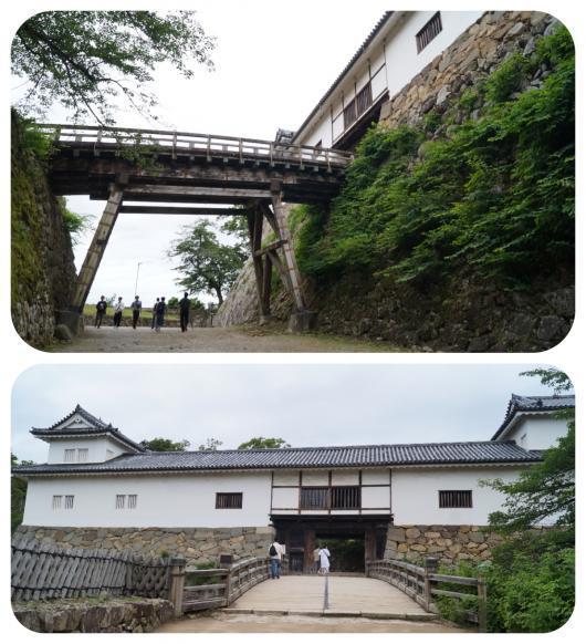 彦根城3(廊下橋・天秤櫓)(1)