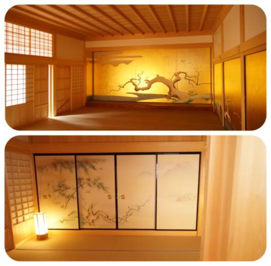 名古屋城24(梅の間)(1)