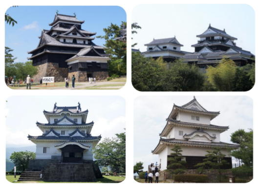 1松江・松山・宇和島・丸亀城 (1)