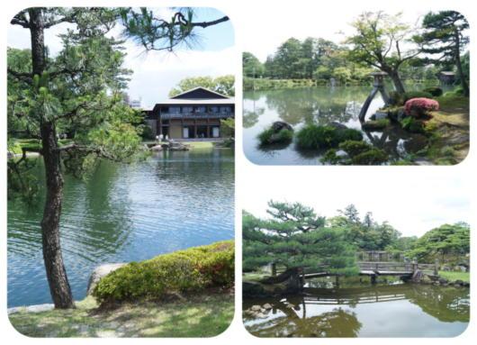 5徳川園・兼六園・楽々園(1)
