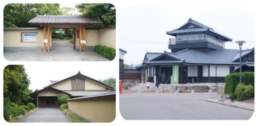 平山美術館・一筆啓上日本一短い手紙の館(1)