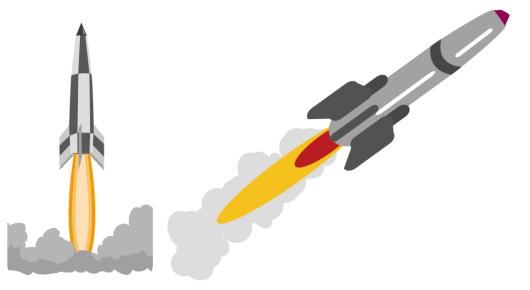 ミサイル発射(1)
