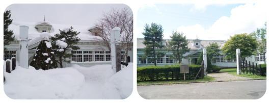旧北海中学(1)