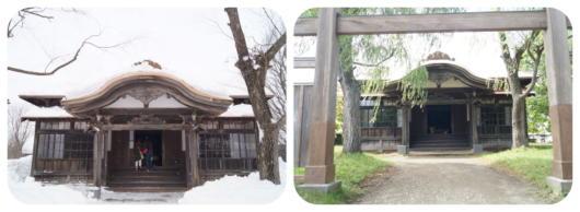 旧龍雲寺(1)