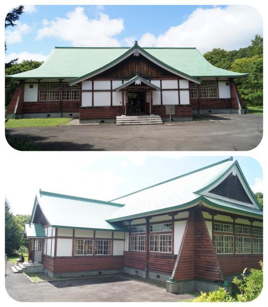 旧札幌師範学校武道場1(1)
