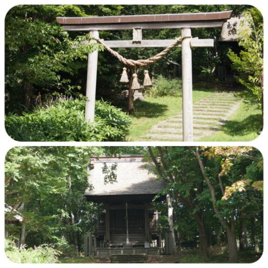 43旧信濃神社(1)