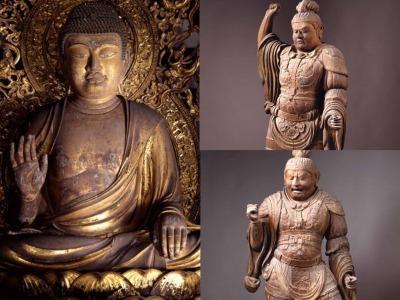 唐招提寺(奈良)・講堂