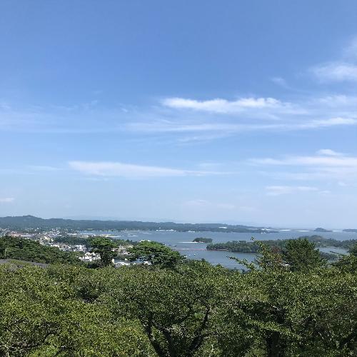西行の松公園2
