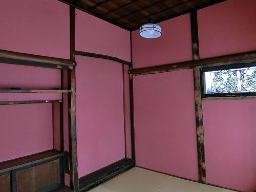旧えびや旅館・桜の間1