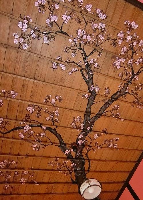 旧えびや旅館・桜の間2