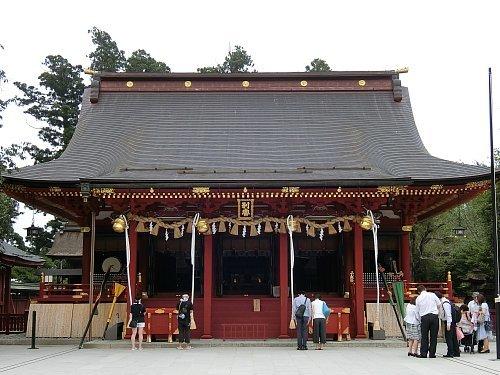 塩竈神社-別宮拝殿