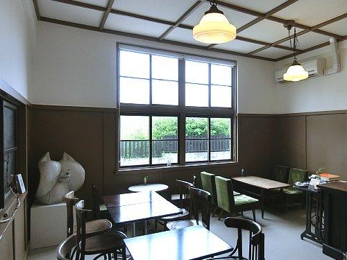 旧塩竈市公民館・談話室