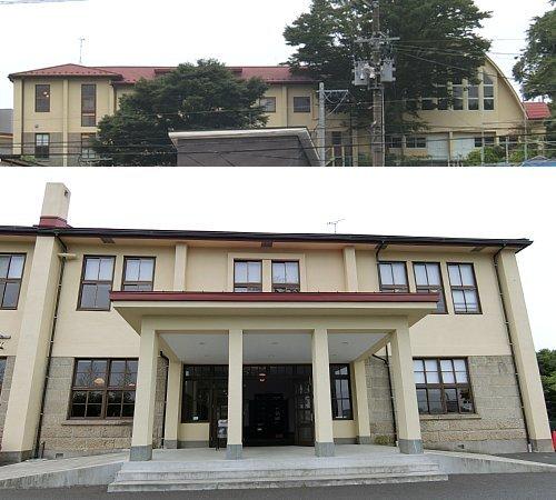 旧塩竈市公民館1
