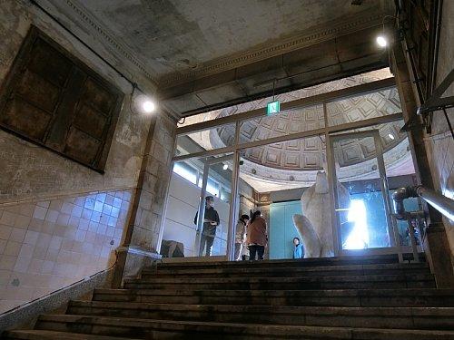 旧博物館動物園駅2