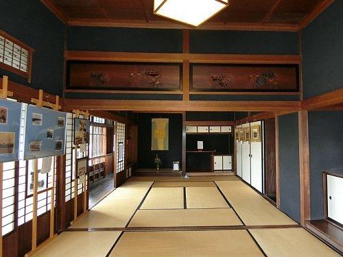 亀井邸・2F座敷