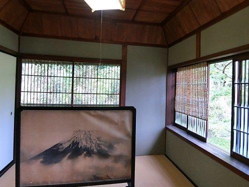 亀井邸・2F小部屋