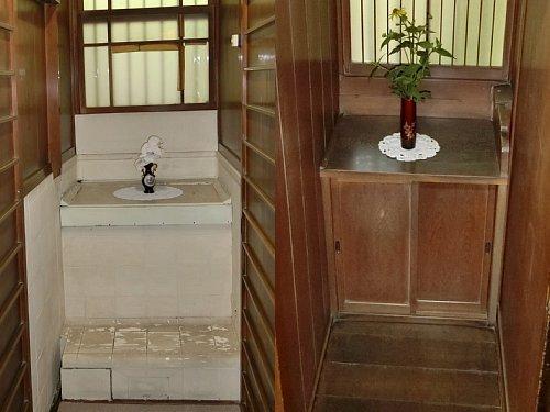 亀井邸・手洗い