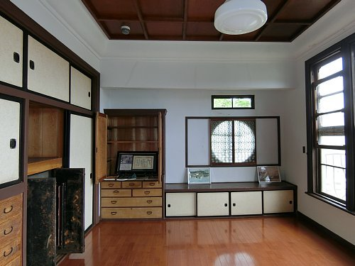 亀井邸・洋館