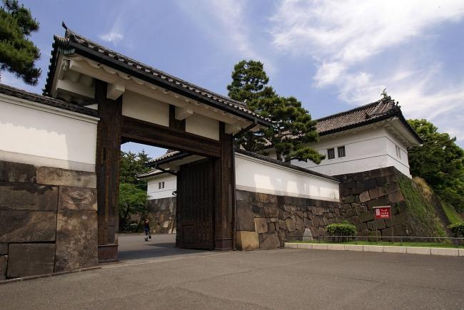 桜田門(高麗門)