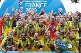 スウェーデン 三位