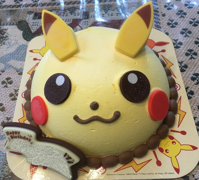 ポケモン ケーキ