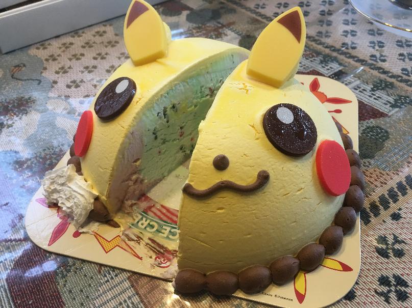 ポケモン ケーキ3