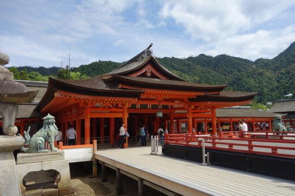 厳島神社・本殿12