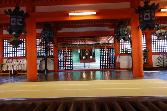 厳島神社・本殿18