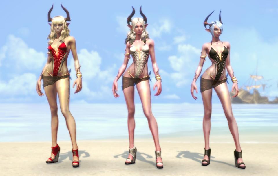 基本プレイ無料のファンタジーMMORPG『TERA』 新規限定でアバターなどもらえる最大88回ガチャプレゼントキャンペーン開催