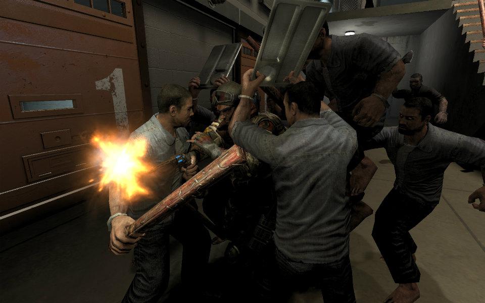 基本プレイ無料のFPSオンラインゲーム、Alliance of Valiant Arms(AVA)、大幅リニューアルした「LOCKDOWN E」を実装したよ